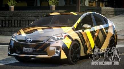 Toyota Prius U-Style S4 para GTA 4
