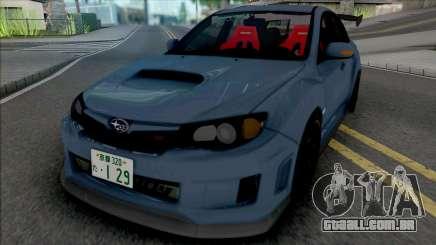 Subaru Impreza WRX STi [IVF] para GTA San Andreas