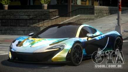 McLaren P1 GST-R S5 para GTA 4