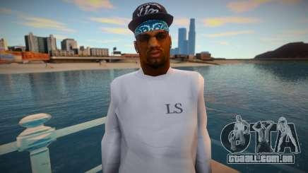 Black bully para GTA San Andreas