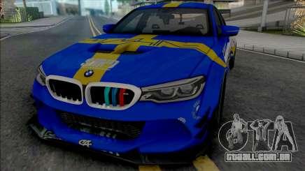 BMW M5 Sidewinder [Fixed] para GTA San Andreas