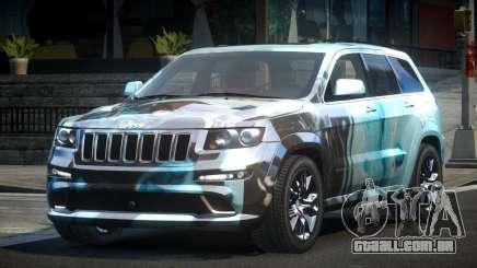 Jeep Grand Cherokee BS SRT8 L9 para GTA 4