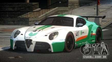 Alfa Romeo 8C Competizione GS-R S4 para GTA 4