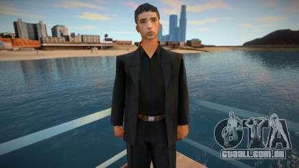 New Sindaco Skin para GTA San Andreas