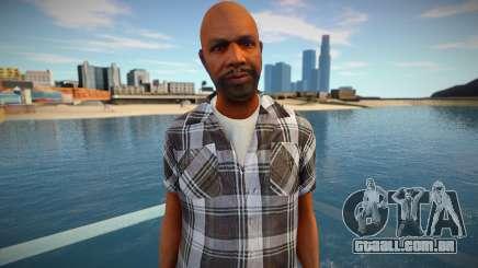 New bmost Skin para GTA San Andreas
