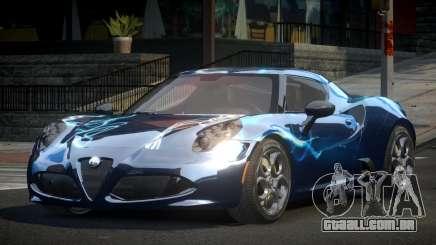 Alfa Romeo PSI 4C S5 para GTA 4