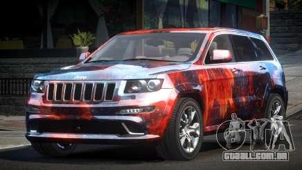 Jeep Grand Cherokee BS SRT8 L5 para GTA 4