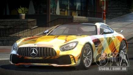 Mercedes-Benz AMG GT Qz S2 para GTA 4