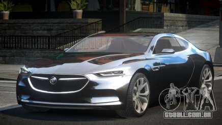 Buick Avista PSI-S para GTA 4