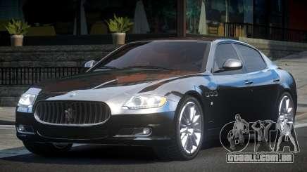 Maserati Quattroporte GS V1.0 para GTA 4