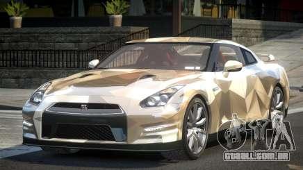 Nissan GT-R U-Style L1 para GTA 4