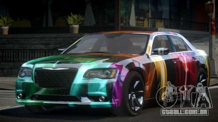 Chrysler 300C SP-R S9 para GTA 4