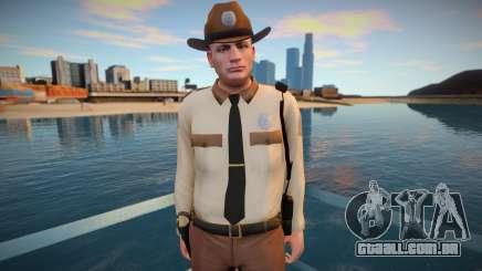 Hitman Sheriff: Absolvição para GTA San Andreas