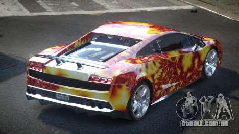 Lamborghini Gallardo SP-Q S3 para GTA 4
