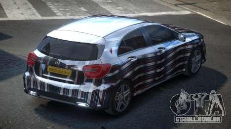 Mercedes-Benz A45 US S2 para GTA 4