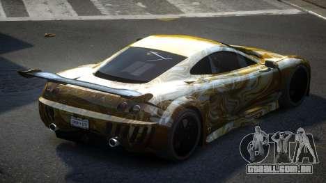 Ascari A10 BS-U S4 para GTA 4