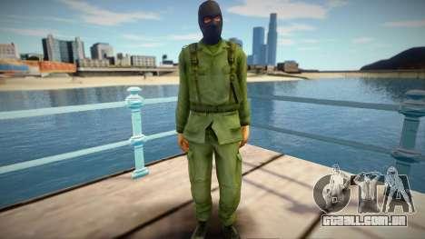 Army para GTA San Andreas