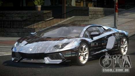 Lamborghini Aventador BS LP700 PJ10 para GTA 4