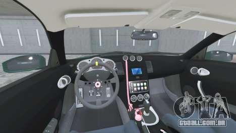 Nissan 350Z Renato Garcia (Z33) 2007〡add-on