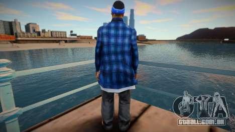 New sfr2 skin para GTA San Andreas