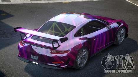 Porsche 911 BS GT3 S5 para GTA 4