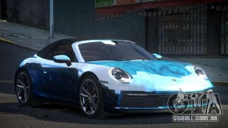Porsche Carrera ERS S8 para GTA 4