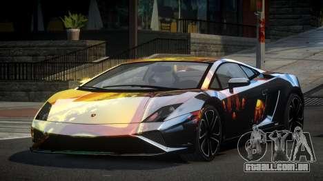 Lamborghini Gallardo IRS S6 para GTA 4