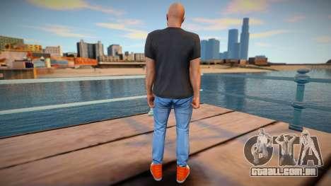 Careca do GTA Online para GTA San Andreas