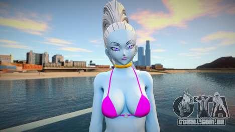 Vados (Bikini) from Dragon Ball para GTA San Andreas