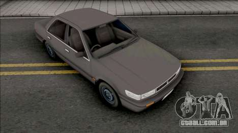 Nissan Bluebird U12 para GTA San Andreas