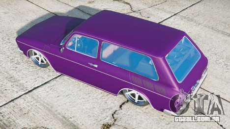 Volkswagen Variant 1600 〡secodo〡add-on
