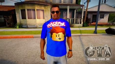 New T-Shirt - tshirtilovels para GTA San Andreas