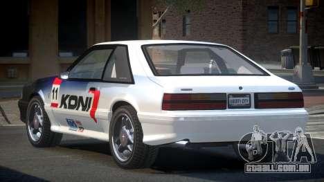 Ford Mustang SVT 90S S7 para GTA 4