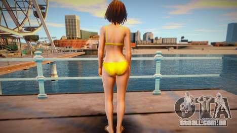Tsukushi Innocense skin para GTA San Andreas