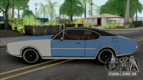 Improved Clover para GTA San Andreas