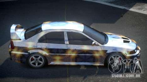 Mitsubishi Lancer VI U-Style S3 para GTA 4