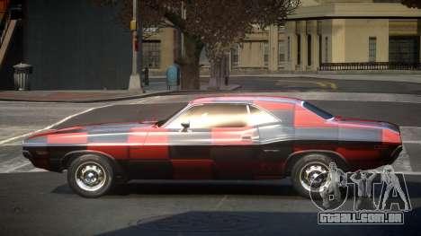 Dodge Challenger SP71 S4 para GTA 4