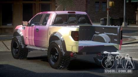 Ford F-150 Raptor GS S10 para GTA 4