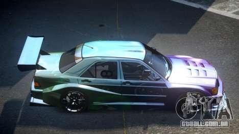 Mercedes-Benz 190E GST-U S4 para GTA 4
