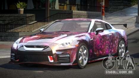 Nissan GT-R GS-S S7 para GTA 4