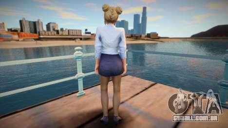 DoA5:LR Marie Rose - Secret Class para GTA San Andreas