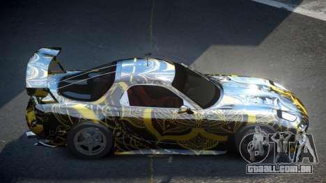 Mazda RX-7 iSI S3 para GTA 4
