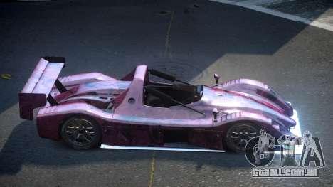 Radical SR8 GII S3 para GTA 4