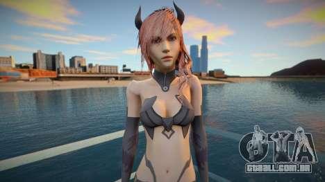 Lightning skin para GTA San Andreas