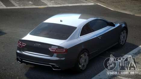 Audi RS5 BS-U para GTA 4