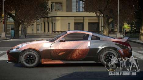 Nissan 350Z iSI S7 para GTA 4