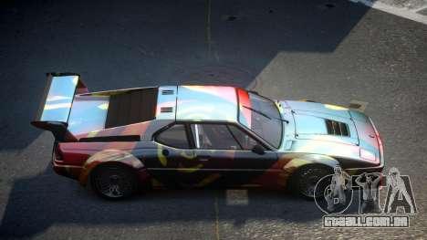 BMW M1 IRS S3 para GTA 4