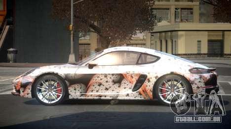 Porsche 718 U-Style S8 para GTA 4