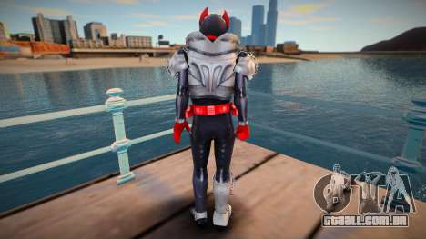 Kamen Rider Kiva Normal Form skin para GTA San Andreas