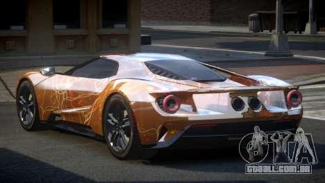 Ford GT GST S9 para GTA 4